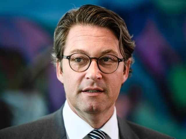 Maut-Gutachten der Grünen: Scheuer soll gegen Grundgesetz verstoßen haben