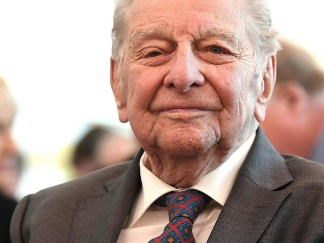 Ein Platz für Jahrhundertjournalist Hugo Portisch gefordert