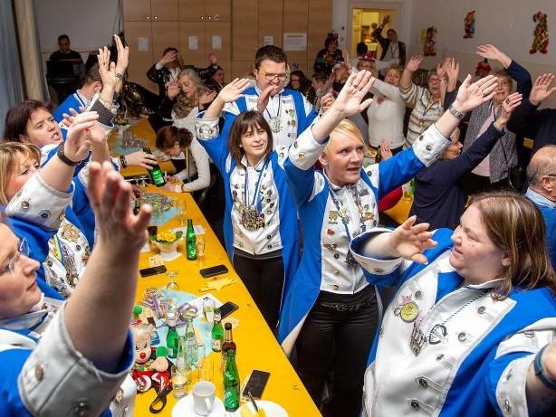 Karneval in Hattingen: 1. Holschentorsitzung