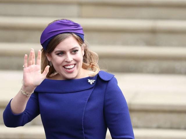 Prinzessin Beatrice feiert 32. Geburtstag: Mama Fergie postet Bild aus alten Kindertagen