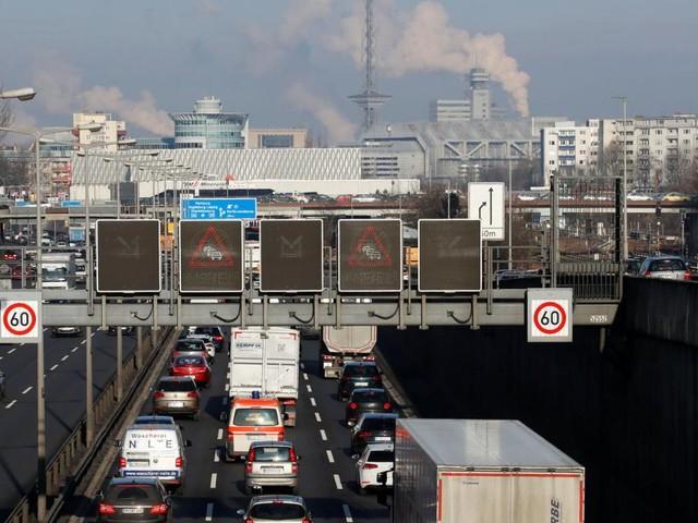 Gericht entscheidet: Berlin muss Diesel-Fahrverbote verhängen