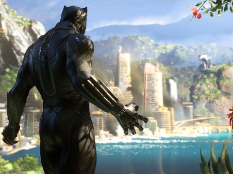 Marvels Avengers: Black Panther-DLC hat ein Releasedate