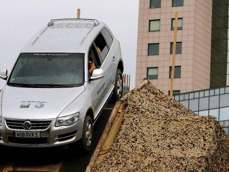 Rückruf: Unzulässige Abschalteinrichtung im VW Touareg