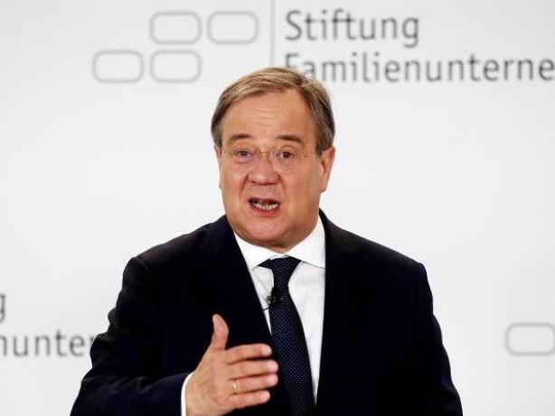 Steuern: Laschet und Söder versprechen Wirtschaft Steuersenkungen