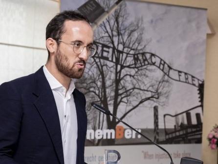 Auschwitz Komitee ehrt Igor Levit für Mut gegen Rassismus
