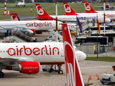 Air Berlin: Mehr als 100.000 Langstrecken-Tickets verfallen