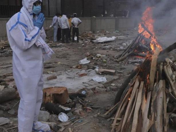 Corona-Pandemie: WHO:Indische Corona-Variante in mehr als 40 Ländern erfasst