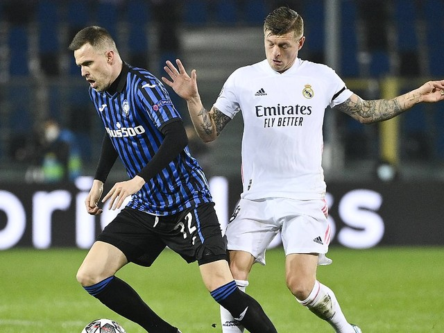 Kroos gelingt Real-Rekord: Bergamos Aufopferungskampf nicht belohnt