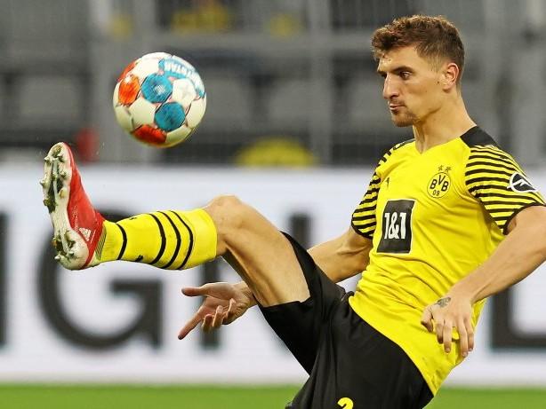 Borussia Dortmund: Bei BVB-Profi Thomas Meunier geht es endlich aufwärts