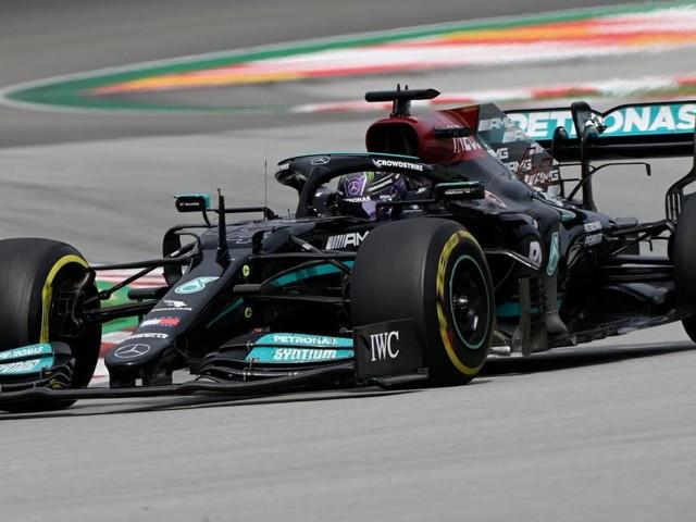 Lewis Hamilton gewinnt den Formel-1-Grand-Prix in Barcelona