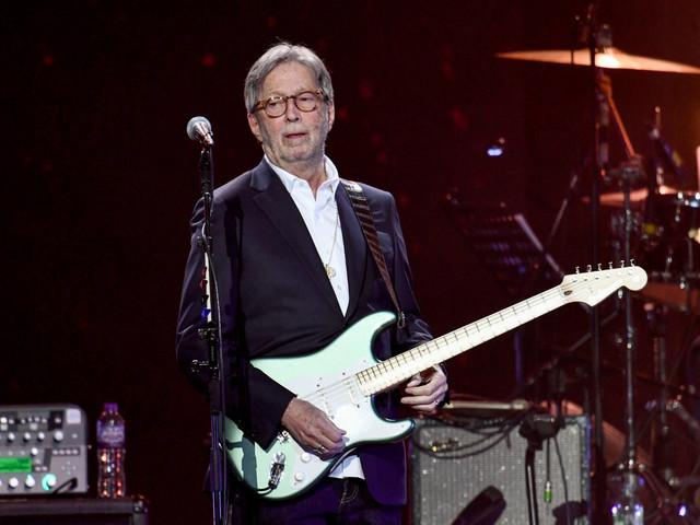Eric Clapton fühlt sich wegen Corona-Kritik ausgegrenzt