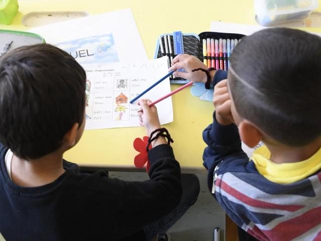 In Migrantenklassen unterrichten oft unerfahrene Lehrer