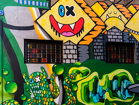 Street-Art in Rotterdam