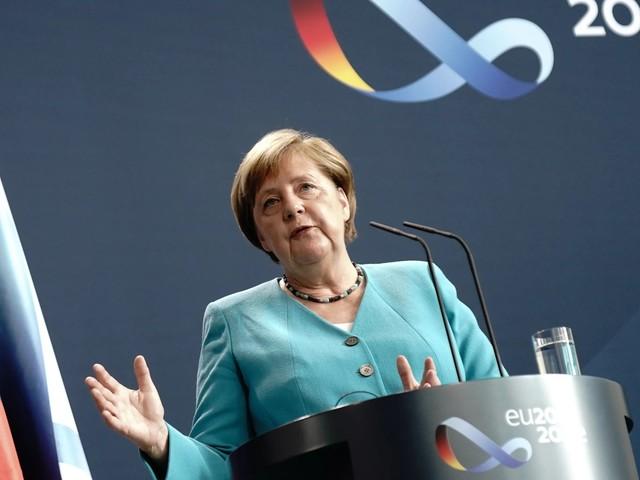 Livestream: Merkel präsentiert EU-Ratspräsidentschaft vor Europaparlament