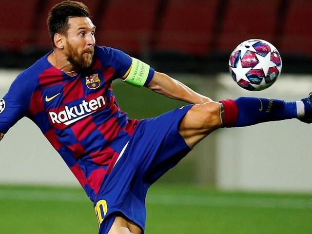 Warum der FC Barcelona eigentlich FC Messi heißen müsste