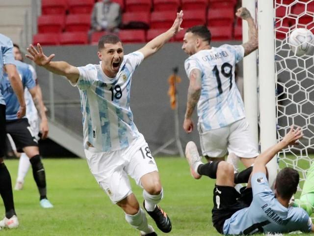 1:0 gegen Uruguay: Argentinien holte bei Copa America ersten Sieg