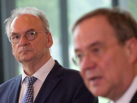 Landtagswahl in Sachsen-Anhalt: Hält die CDU-Brandmauer zur AfD?