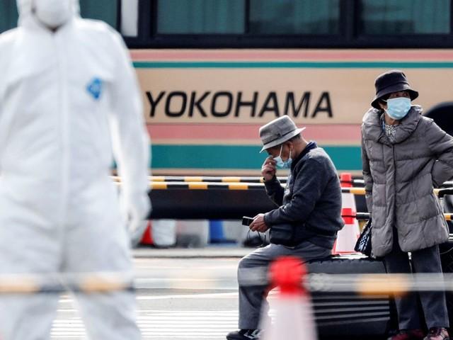 """Covid-19 auf Kreuzfahrtschiff: Zwei Passagiere der """"Diamond Princess"""" gestorben"""