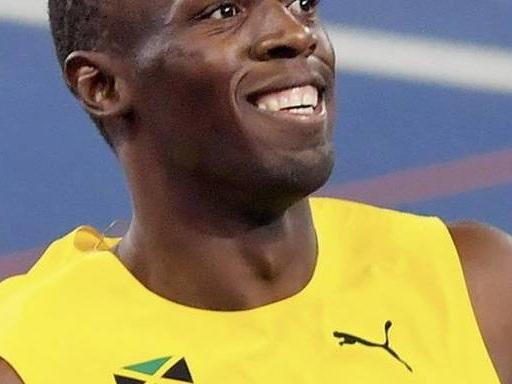 Usain Bolt: So heißt seine Tochter