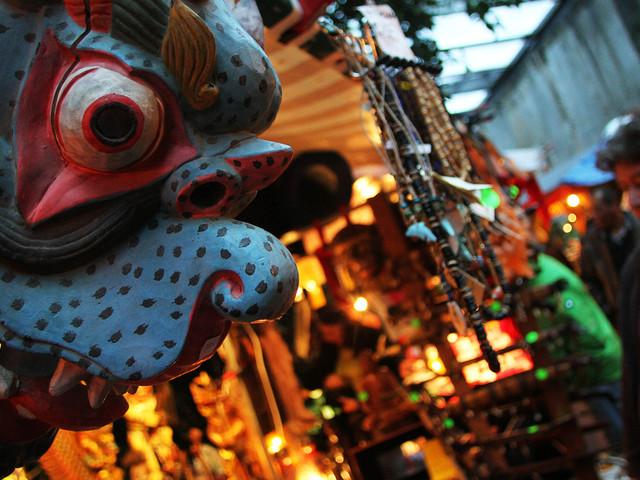 """Pasar Malam"" 2017/18 in Burgers' Zoo: Indonesischer Nachtmarkt im Dezember und Januar"
