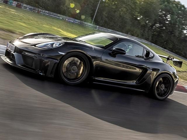Porsche 718 Cayman GT4 RS (2021): Preis, PS, technische Daten, PDK, Nordschleife Porsches neue Fahrspaß-Maschine heißt 718 Cayman GT4 RS