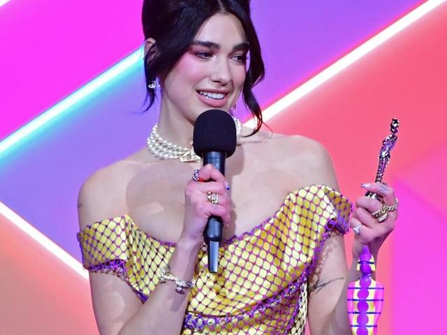 Zwei Brit Awards für Dua Lipa - Preisverleihung vor 4.000 Zuschauern