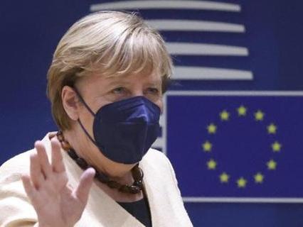 Der letzte Gipfel: Merkel verabschiedet sich bei der EU