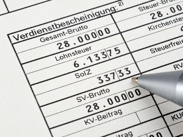 Gehaltsabrechnung: Das müssen Sie wissen | karrierebibel.de
