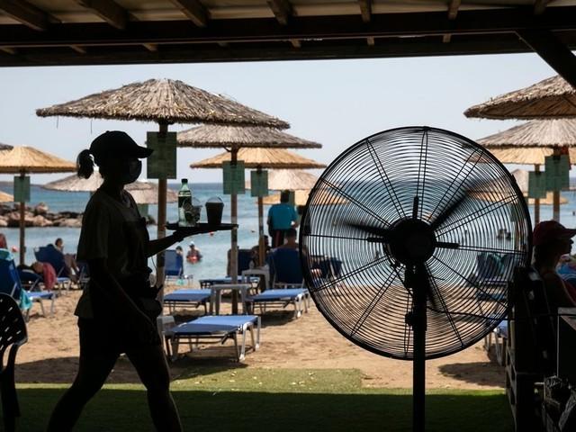Südeuropa leidet unter Waldbränden und Gluthitze