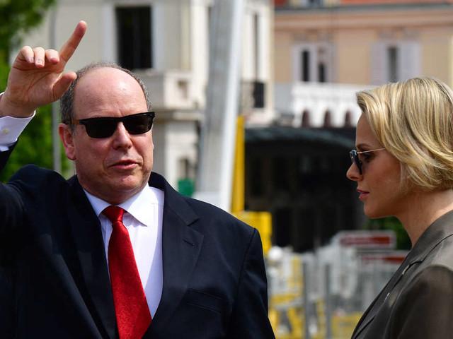 """Fürst Albert und Frau Charlène von Monaco: Paar kurz vor der Scheidung? """"Sie kommt nicht zurück"""""""