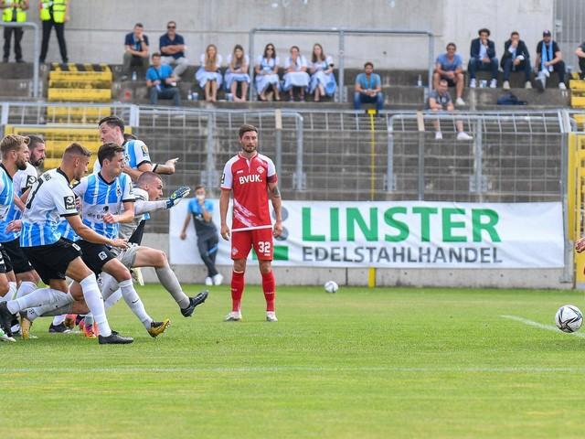 3. Liga: 1860 München mit erstem Ausrufezeichen gegen Würzburg