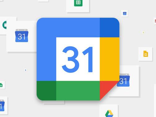 Google Kalender lässt sich als Widget auf dem Home-Bildschirm platzieren