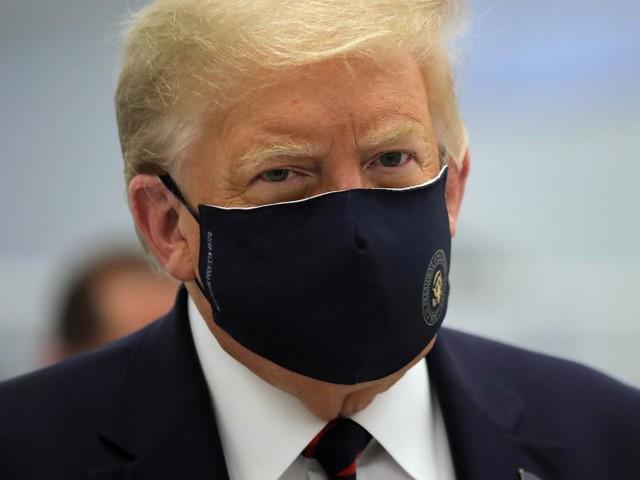 Was Trumps Corona-Infektion für die USA bedeutet
