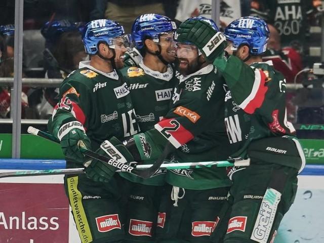 Nach schlechtem Start: Die Augsburger Panther haben sich gefangen