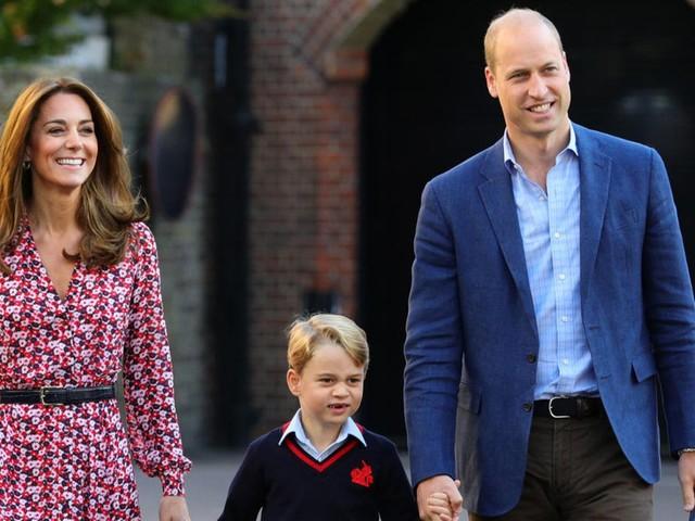 Prinz William + Herzogin Catherine: Deshalb soll Prinz Georges Internatsbesuch noch warten