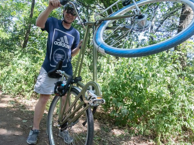 Swapfiets: Das Fahrrad zum Mieten im Test