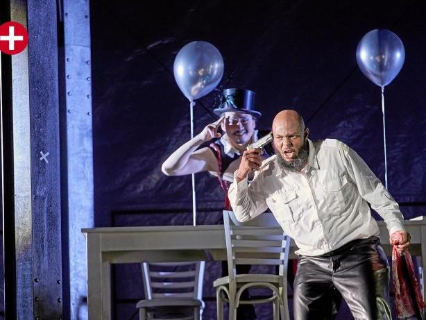 """Oper: Dortmunds """"Hetzer"""": Langs Otello-Neufassung klingt banal"""