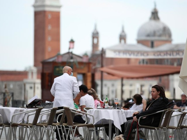 Grüner Pass wirkt sich negativ auf Gastronomie in Italien aus
