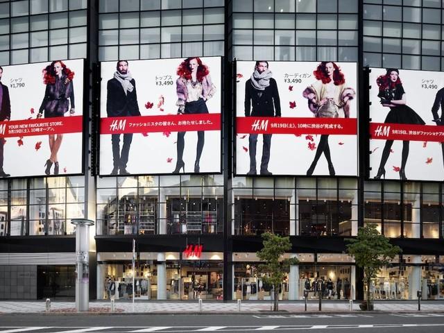 """""""Starke Erholung"""": Hennes & Mauritz steigert Quartalsumsatz um 62 Prozent"""