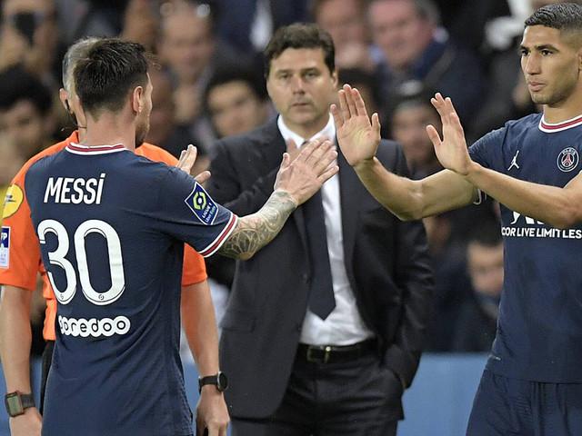 Ligue 1: PSG: Messis Verhalten wundert Hakimi