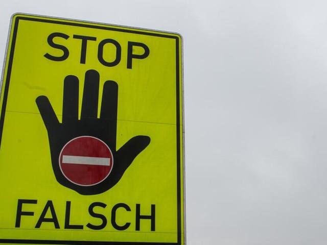 Achtung, Geisterfahrer! Tipps für richtiges Verhalten bei Falschfahrern