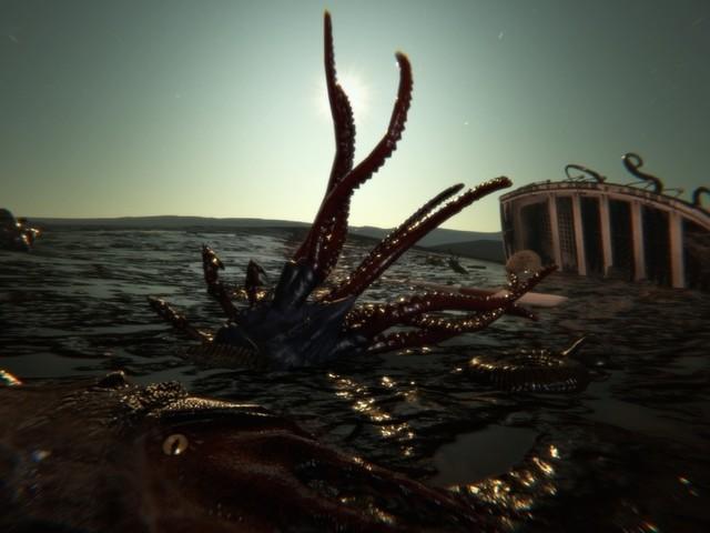 Dagon: by H. P. Lovecraft - Kostenloses Horrorabenteuer für PC und VR