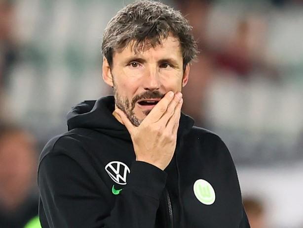 Fußball: Wolfsburg nicht mehr Tabellenführer - 1:1 gegen Frankfurt