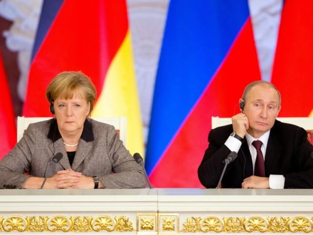 Merkel und Putin: Auf Immerwiedersehen