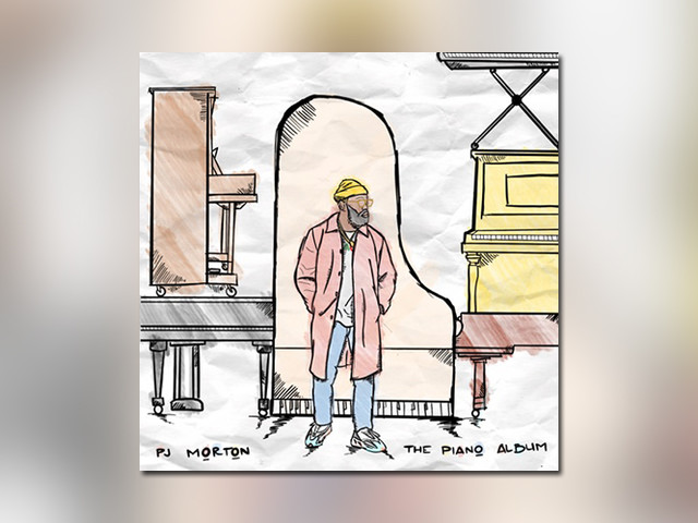 "PJ Morton veröffentlicht ""The Piano Album"" // Full Streams"