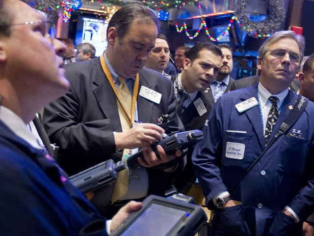 Aktuelle Charttechnik - Dow Jones: Spielraum ist begrenzt
