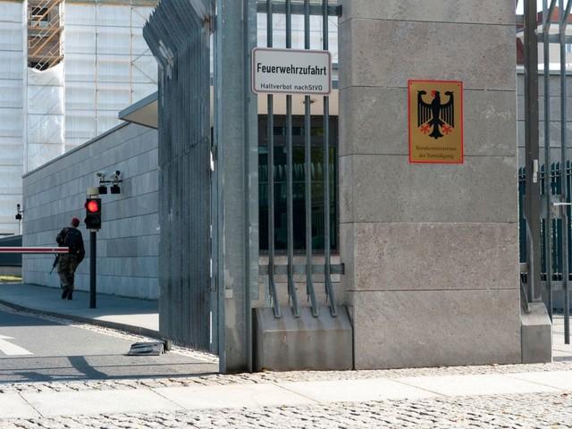 Verteidigungsministerium: Mutmaßlicher Rechtsextremist enttarnt