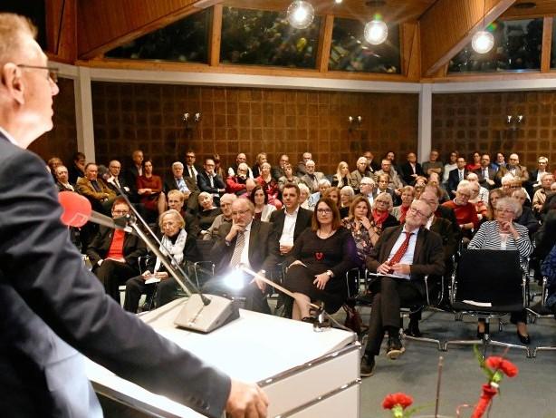 """Politik: 100 Jahre SPD Wesel – Erfolgsgeschichte der """"Wesel-Partei"""""""
