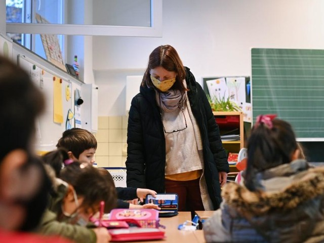 Ende der Maskenpflicht an Schulen: Virologe warnt vor vierter Welle