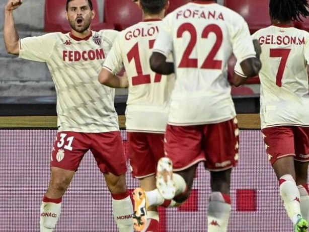 Ligue 1: Volland trifft erneut: Monaco siegt 3:1